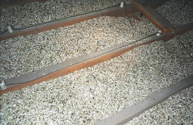 Asbestos Containing Vermiculite Insulation